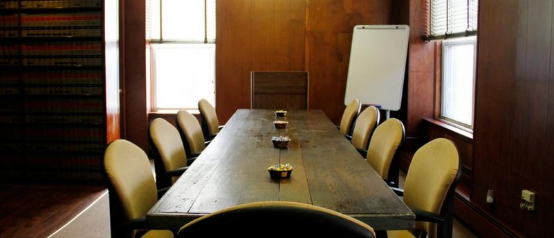 Iron Furnace Board Room